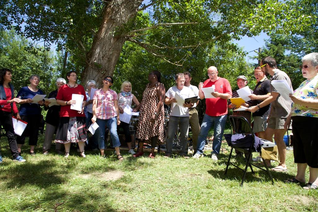 Chanteurs et musiciens