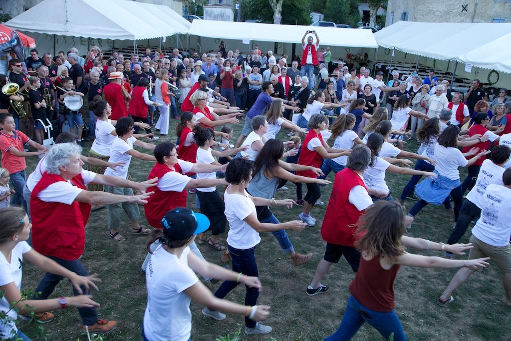 Flash mob apéritif
