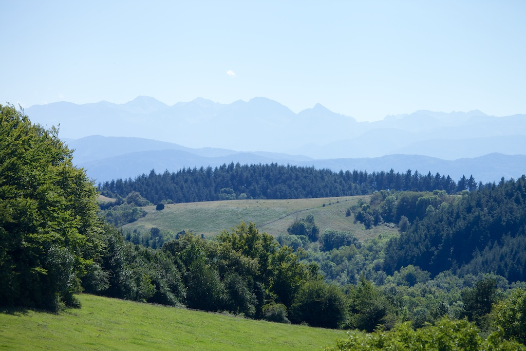 Chaîne des Pyrénées